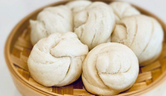 steamed buns / bao