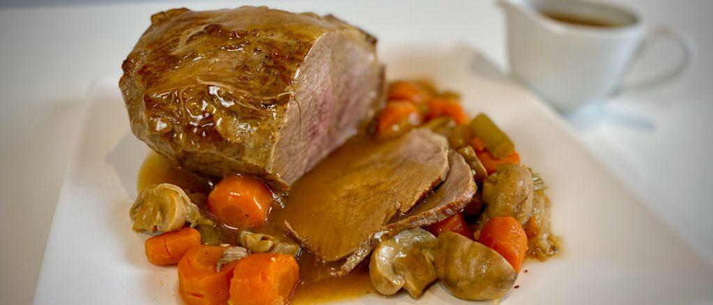 Pot Roast (Roast Beef)