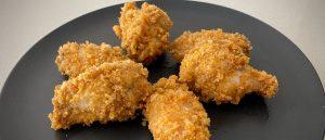 Crispy KETO Chicken Wings