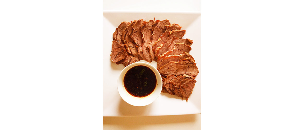 Chinese Braised Beef Shank