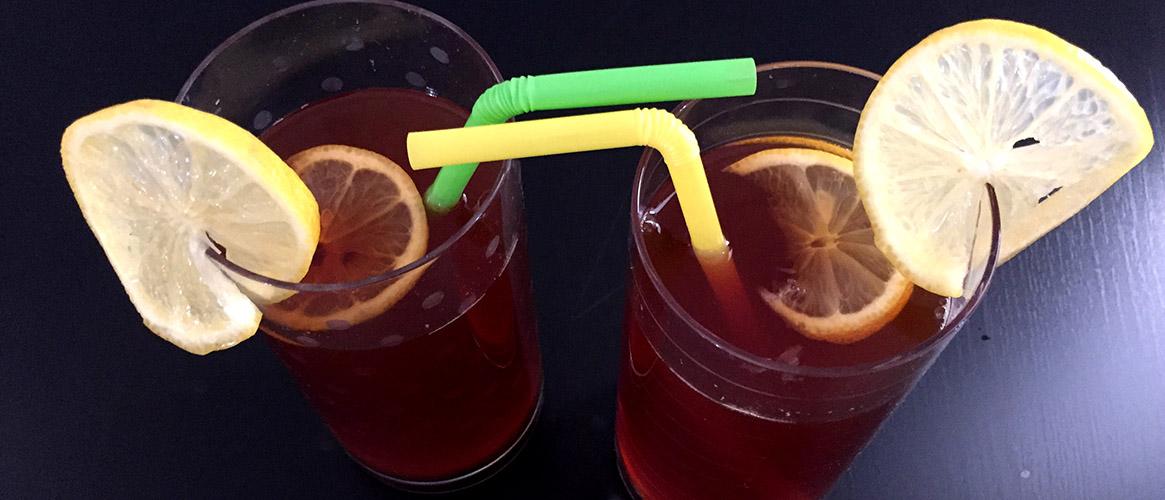 Lemon Tea (Ice Tea)