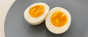 Soft/Medium Boiled Eggs
